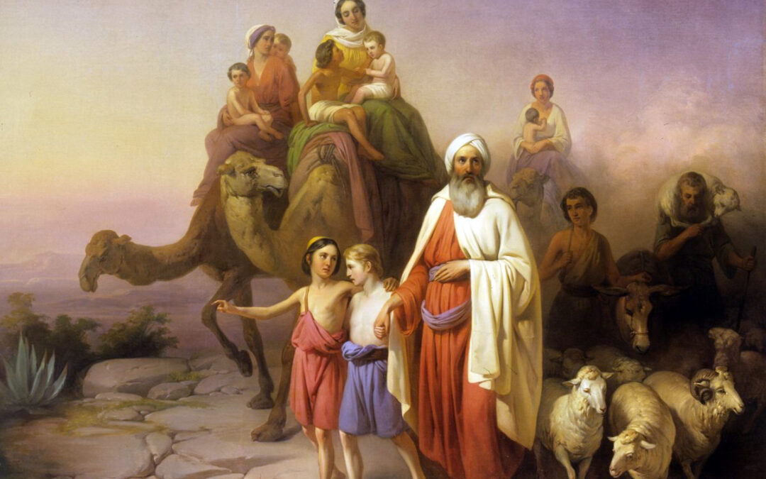 The Covenant through Abraham