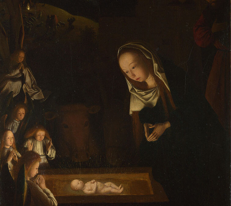 Read the historical account of the birth of Jesus